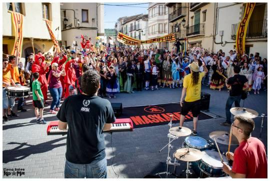 UNA COMARCA MUY VIVA.Encuentros culturales en la ruralidad de Els Ports.